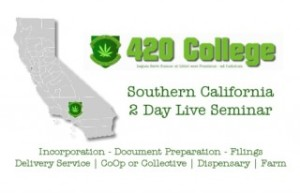Best college for marijuana business in Los Angeles